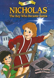 Nicholas: The Boy Who Became Santa (DVD)