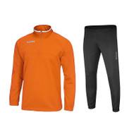 Errea Mansel Quarter Zip Tracksuit Set 2 (Orange)