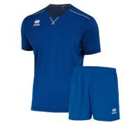 Errea Everton Shirt & Shorts Kit Set