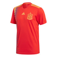 Spain Home Shirt World Cup 2018