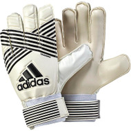 adidas Ace Training Goalkeeper Gloves (White/Black)