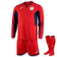 Kelty Hearts Community Club Away Goalkeeper Kit