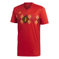 Belgium Home Shirt World Cup 2018