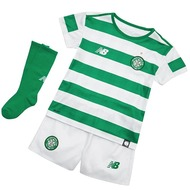 Celtic Home Infants Mini Football Kit 2018/19