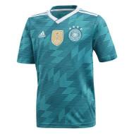 Germany Kids Away Shirt World Cup 2018