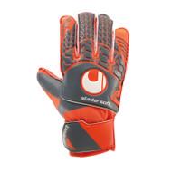 Uhlsport AERORED Starter Soft Goalkeeper Gloves