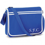 Stranraer Retro Messenger Bag
