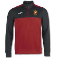 Albion Rovers 1/4-Zip Sweatshirt