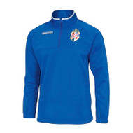 Cowdenbeath 1/4-Zip Sweatshirt 2018/19