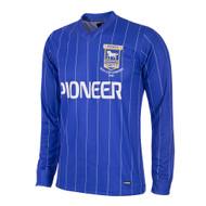 Ipswich Town Retro Home Shirt 1981/82