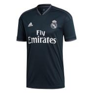 adidas Real Madrid Away Stadium Shirt - Black/Onix - Mens Replica Shirts - CG0534