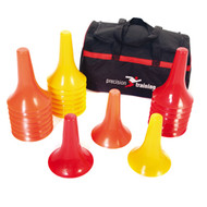 Football Marker Cone Drill Set