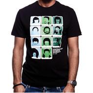 Copa Footballer's Famous Haircuts T-Shirt