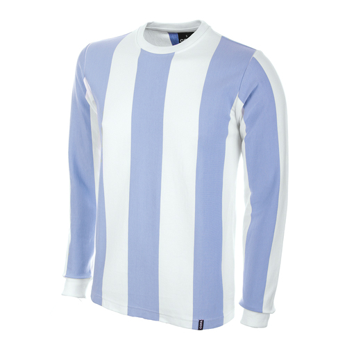 Argentina 1970s Long Sleeve Retro Shirt