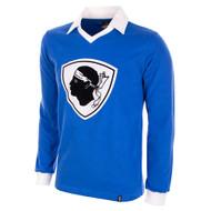 Bastia 1977-78 Home Long Sleeve Retro Shirt