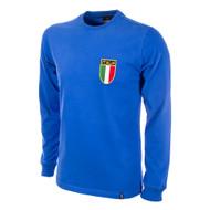 Italy 1970s Home Long Sleeve Classic Retro Shirt