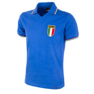 Italy 1982 Home Retro Shirt