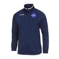 Scottish Volleyball Kids 1/4-Zip Sweatshirt