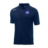Scottish Volleyball Kids Polo Shirt