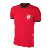 Portugal 1960s Home Retro Shirt