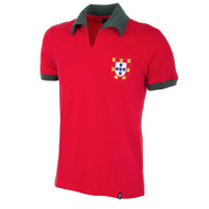 Portugal 1972 Home Retro Shirt