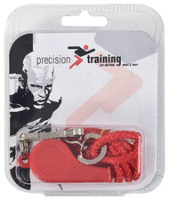 Precision Training Plastic Whistle Red