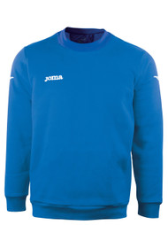 Joma Combi Polyester Junior Fleece Sweatshirt Royal