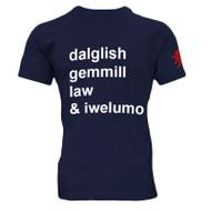 Scotland Legends Football T-shirt