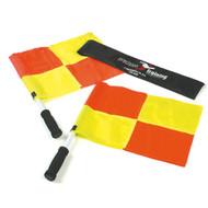 Referee Assistant Flag Set