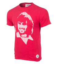 Copa George Best Repeat Logo Football T-shirt