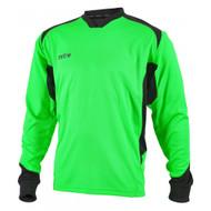 Mitre Defense Goalkeeper Shirt Lime/Black