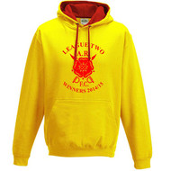 Albion Rovers Crest Hoodie
