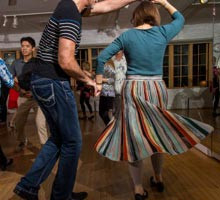 Ballroom Dance In Dallas at The Rhythm Room and Vow To Dance