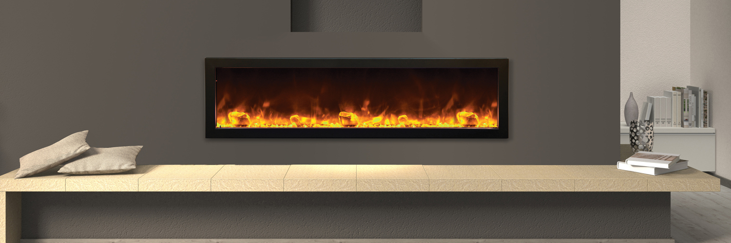 Electric Fireplace linear electric fireplace : Electric Flames | Recent News and Updates