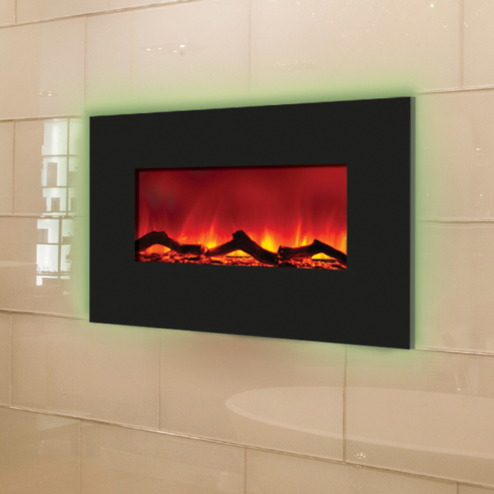Electric Wall Fireplace | Electric Flames