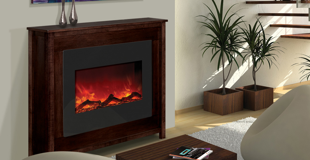 Zero Clearance Electric Fireplace - ZECL-30-3226 by Amantii - Amantii Zero Clearance Electric Fireplace - 30