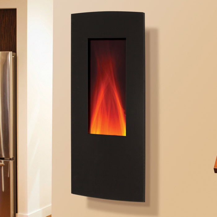 wall mount electric fireplaces for small space order