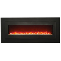Sierra Flame WM-FML-62 – Linear Electric Fireplace