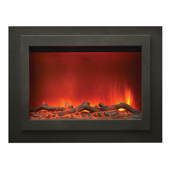 Electric Fireplace Zero Clearance By Sierra Flames