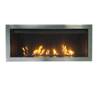 Sierra Flame Tahoe 450L Outdoor Direct Vent Linear