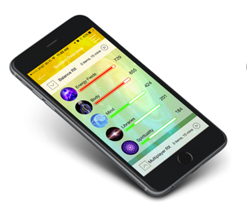 Genius Insight App goes on your IOS or Android device
