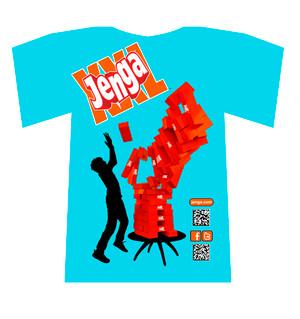 Jenga XXL® T-shirt