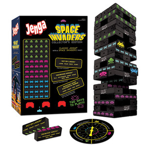 Jenga® Space Invaders™