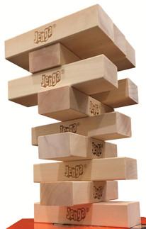 Jenga® GIANT™ Genuine Hardwood Booster Pack