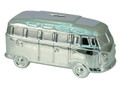 Chrome VW Campervan Money Box