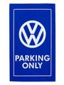 VW Parking Only Campervan Tea Towel