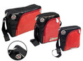 Tyre Tread VW Campervan Red & Black Shoulder Bag