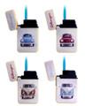 Volkswagen Smart Single Blue Flame Lighter
