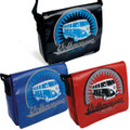 Tarpaulin VW Campervan Shoulder Bag - Small