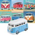 Volkswagen 500 Piece Campervan Puzzle Tin